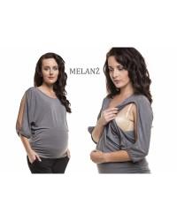 BLUZKA ciążowa i DO KARMIENIA rozmiar S