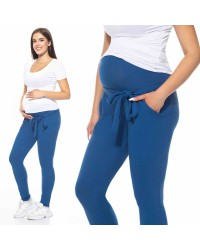 Spodnie ciążowe dresowe Lena
