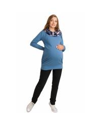 Spodenki ciążowe szorty krótkie Lena