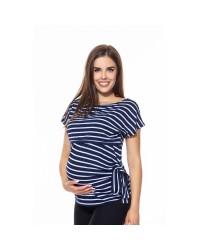 Koszula nocna ciążowa i do karmienia ESMERALDA