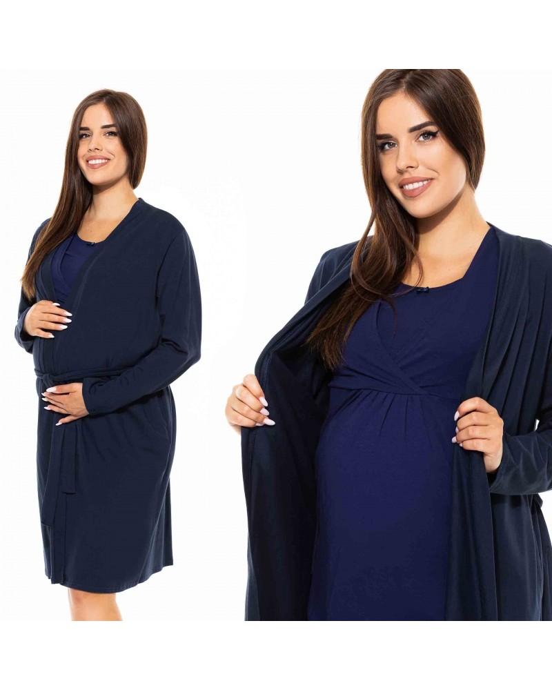 Koszula ciążowa, do karmienia i do kangurowania classic